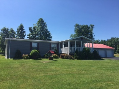 Massena Single Family Home For Sale: 340 County Route 37