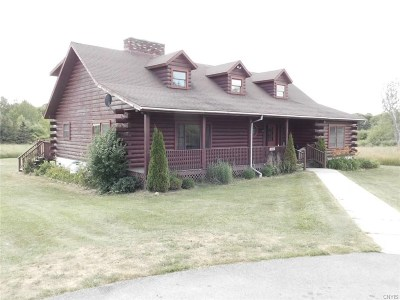 Alexandria Bay Single Family Home For Sale: 46865 Log Hill Rd.
