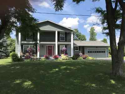St Lawrence County Single Family Home For Sale: 6 Ridgewood Lane