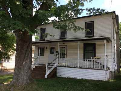 Massena Multi Family Home For Sale: 19&21 Parker Ave