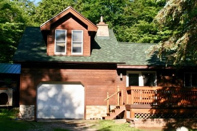 Cranberry Lake NY Single Family Home For Sale: $206,950