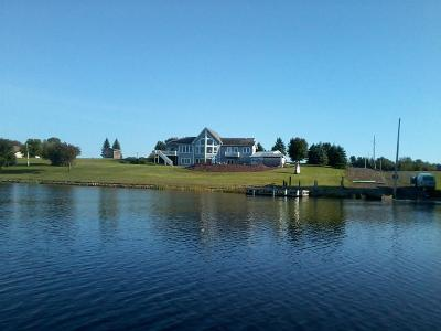 Massena Waterfront For Sale: 221 South Grasse River Road