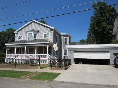 Ogdensburg Single Family Home For Sale: 500 Franklin