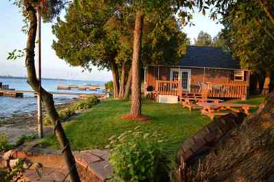 Ogdensburg Waterfront For Sale: 24 Dunn Point Road
