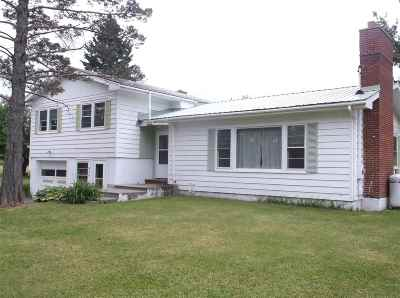 St Lawrence County Single Family Home For Sale: 151 Benson Road