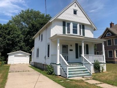 Massena Single Family Home For Sale: 30 Elm St.