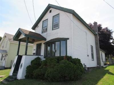 Ogdensburg Single Family Home For Sale: 530 Covington