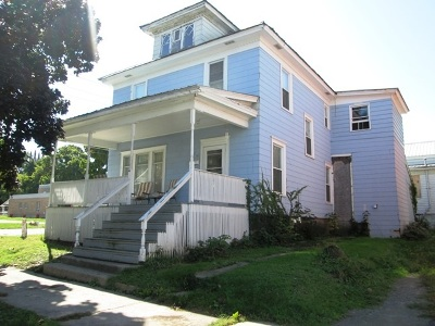 Ogdensburg NY Single Family Home For Sale: $50,000