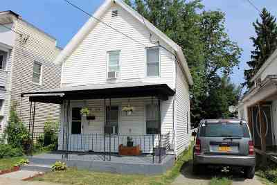 Ogdensburg Single Family Home For Sale: 936 Knox Street