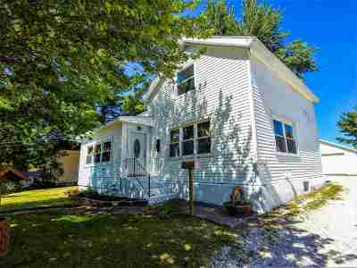 St Lawrence County Single Family Home For Sale: 65 Beckwith Street