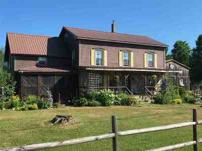Massena Farm For Sale: 9069 Sh 56