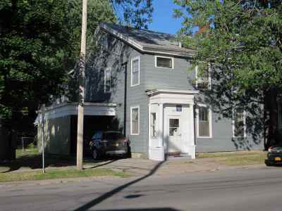 Ogdensburg Multi Family Home For Sale: 416 State St