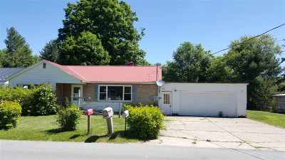 Star Lake NY Single Family Home For Sale: $22,000