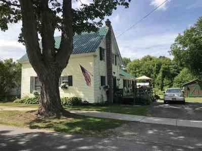 St Lawrence County Single Family Home For Sale: 20 Clinton Street
