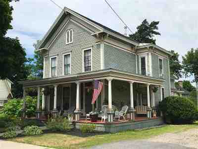 St Lawrence County Single Family Home For Sale: 6 Lawrence Ave.
