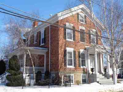 Ogdensburg Single Family Home For Sale: 428 Elizabeth St