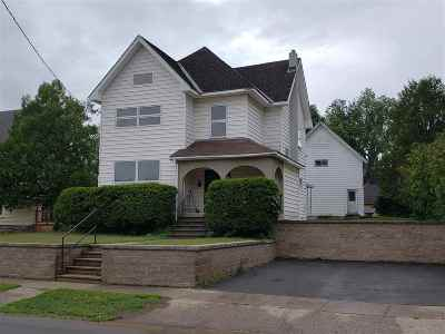 Gouverneur Single Family Home For Sale: 56 Rock Island