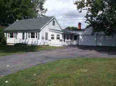 Canton NY Single Family Home For Sale: $89,500