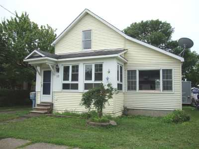 Massena Single Family Home For Sale: 115 Jefferson
