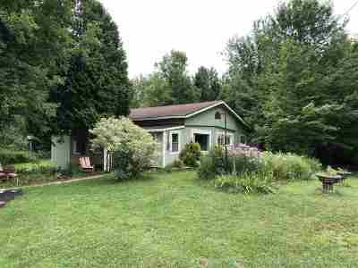 Canton NY Single Family Home For Sale: $59,500