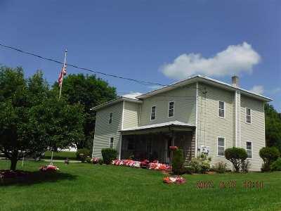 Heuvelton Single Family Home For Sale: 41 York Street