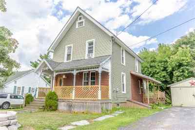 Gouverneur NY Single Family Home For Sale: $105,000