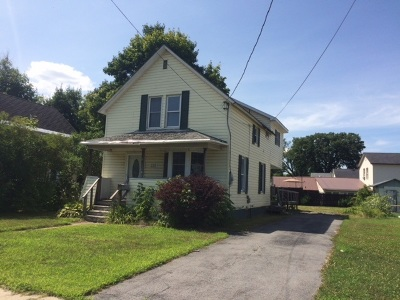 Massena Single Family Home For Sale: 228 Center Street