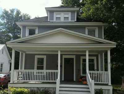 Massena Single Family Home For Sale: 52 Grove Street