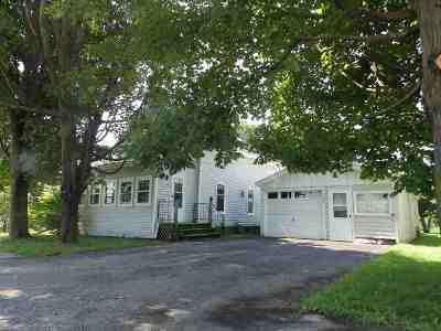 Canton NY Single Family Home For Sale: $101,000