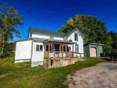 Single Family Home For Sale: 45 Raceway Road