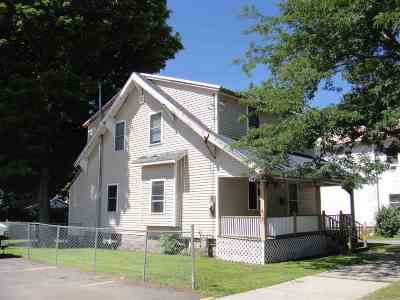 Ogdensburg Single Family Home For Sale: 627 State