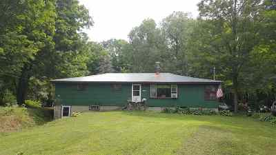 Star Lake NY Single Family Home For Sale: $84,000