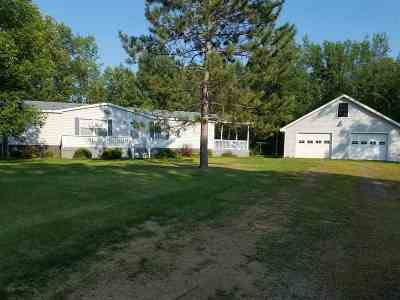 Ogdensburg Single Family Home For Sale: 1050 Cr 4
