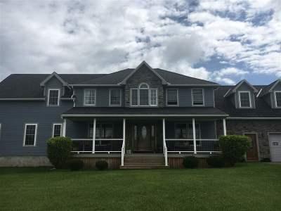 Waddington Single Family Home For Sale: 105 River Rd