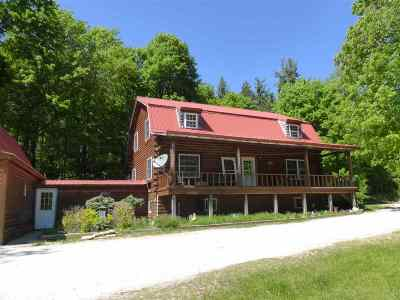 Gouverneur Single Family Home For Sale: 603 County Route 24