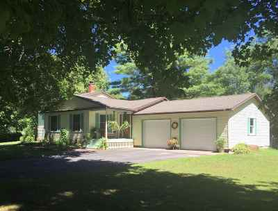 Waddington Single Family Home For Sale: 3184 State Highway 345