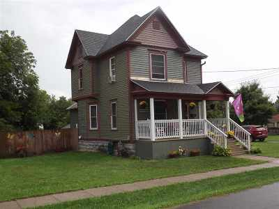 Gouverneur NY Single Family Home For Sale: $108,500