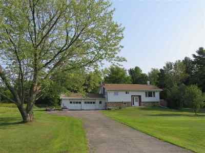Massena Single Family Home For Sale: 14614 State Highway 37