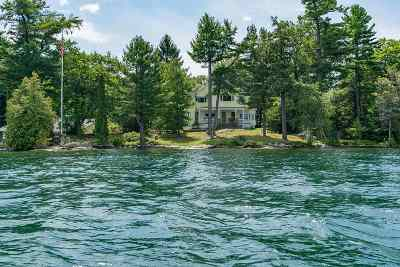 Hammond Waterfront For Sale: 8 Cedar Island