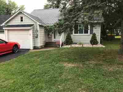 Massena Single Family Home For Sale: 44 Ransom Ave.