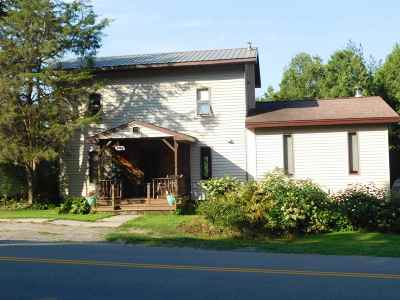 Morristown, Brier Hill Single Family Home For Sale: 309 Gouverneur Street