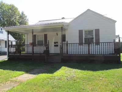 Massena Single Family Home For Sale: 42 Roosevelt