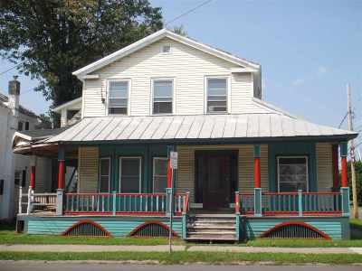 Ogdensburg Multi Family Home For Sale: 632 Ford Street