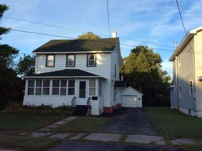 Massena Single Family Home For Sale: 1 Isabel Street