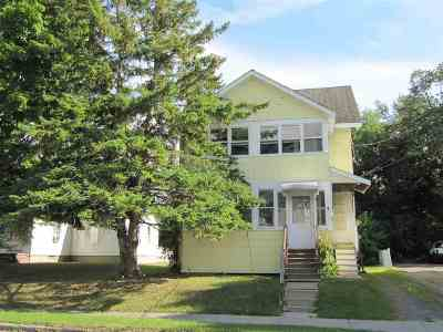 Massena Single Family Home For Sale: 4 Garvin Ave