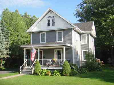 Ogdensburg Single Family Home For Sale: 421 Proctor Avenue