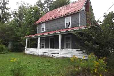 Star Lake NY Single Family Home For Sale: $35,000