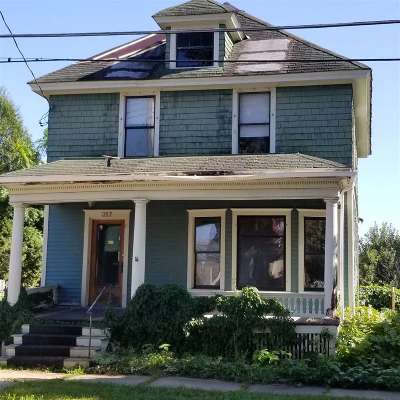 St Lawrence County Single Family Home For Sale: 317 Lafayette Street