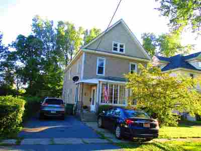 Watertown Single Family Home For Sale: 317 W Woodruff St