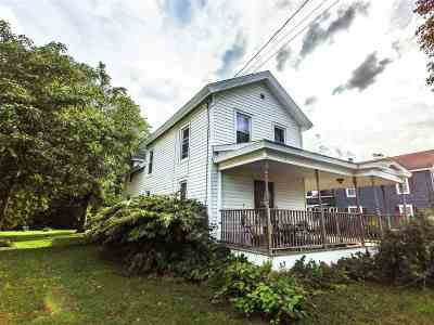 Gouverneur NY Single Family Home For Sale: $49,999